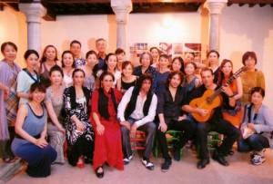 スペインフラメンコツアー